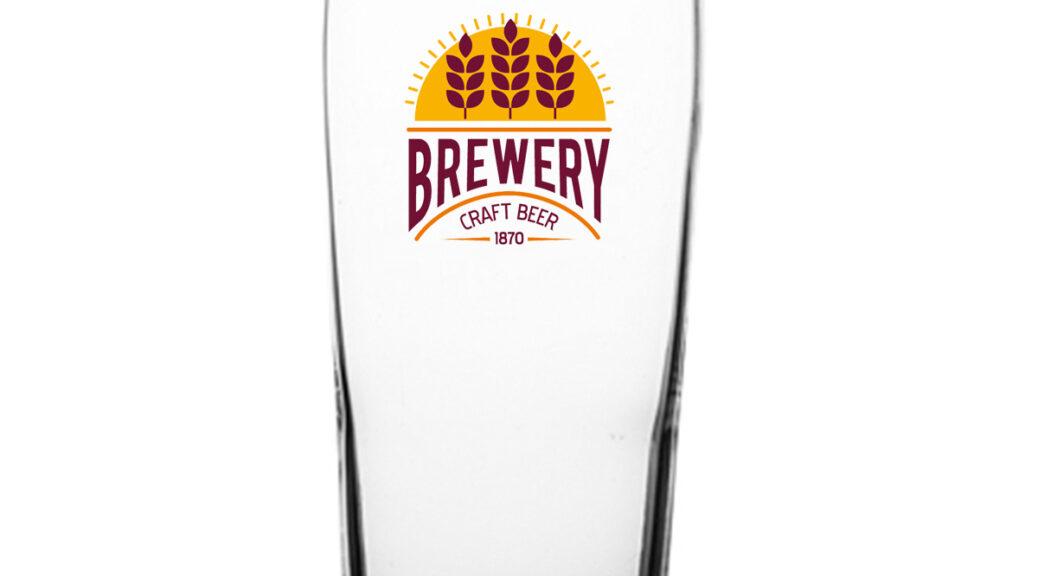 Bierglazen bedrukken